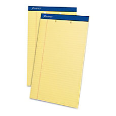 TOPS 2 Hole Punched Perforated Writing