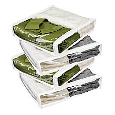 Honey Can Do Zippered Storage Bags