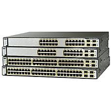 Cisco Catalyst 3560V2 24TS Layer 3