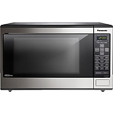 Panasonic 12 Cu Ft Microwave Silver