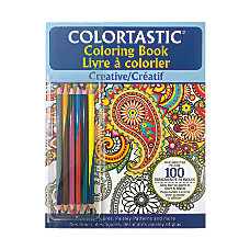 Colortastic Adult Coloring Book 10 78