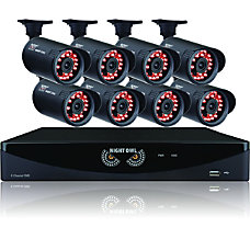 Night Owl 8 Channel Video Security