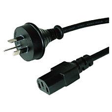 APC Cables Australian Plug to C13