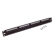 Belkin 24 Port Cat5e Patch Panel