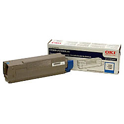 OKI 43324403 Cyan Toner Cartridge
