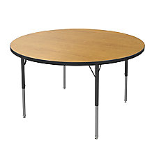 Office Stor Plus Round Activity Table