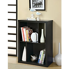Monarch Specialties BookcaseTV Stand For TVs