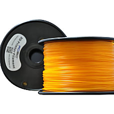 ROBO 3D Printer PLA Filament Orange