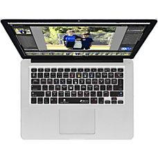 KB Covers Adobe Lightroom Macbook Keyboard