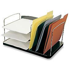 Buddy Trio Line Desk Combo Organizer