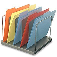 Buddy Horizontal Desk Tray 5 Pockets
