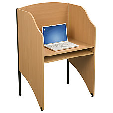 Balt Deluxe Floor Carrel 48 H