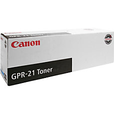Canon LaserJet GPR 21 0261B001AA Cyan