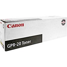 Canon GPG 20 1066B001AA Yellow Laser