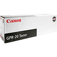 Canon GPR 20 1067B001AA Magenta Laser