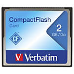 Verbatim 2GB CompactFlash Memory Card