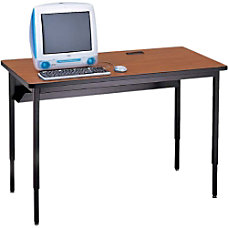 Bretford Rectangle Basic Computer Table