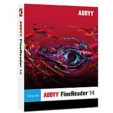 ABBYY FineReader 14 Corporate Upgrade Download