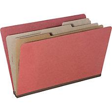Pressboard Classification Folder Legal Size 8