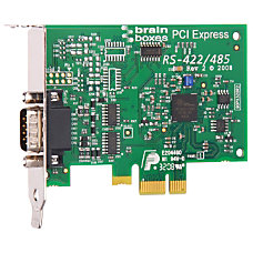 Brainboxes 1 port PCI Express Serial