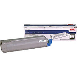 Oki Original Toner Cartridge LED 8000