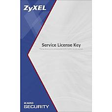 ZyXEL iCard SSL VPN Upgrade Add