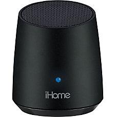 iHome iBT69 Speaker System 3 W