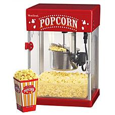 West Bend Stir Crazy 82512 Popcorn