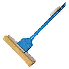 Genuine Joe Roller Sponge Mop 12