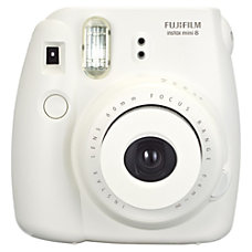 Fujifilm Instax Mini 8 Camera White