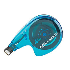 Office Depot Brand Correction Tape With