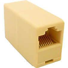 Professional Cable RJ45 Coupler Straight Through