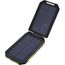 Cobra 3 Output USB Solar Battery
