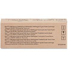 Dell Toner Cartridge Cyan Laser Standard