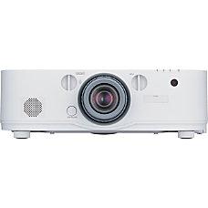 NEC Display NP PA521U LCD Projector