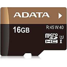 Adata Premier Pro 16 GB microSDHC
