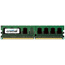 Crucial Memory Module 2GB 240 Pin