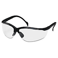 ProGuard Curve Lens Safety Eyewear Clear