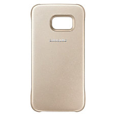Samsung Galaxy S6 Protective Cover Gold