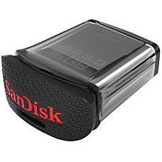 SanDisk Ultra Fit USB Flash Drive