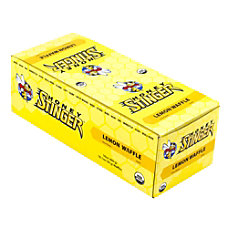 Honey Stinger Organic Waffles Lemon Bag
