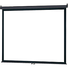 InFocus SC MAN 84 Projection Screen