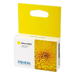 Primera 53603 Original Ink Cartridge Yellow