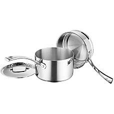 Cuisinart 3 Pc Double Boiler Set