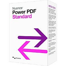 Nuance Power PDF v10 Standard Mailer