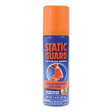 Static Guard Travel Size Blue