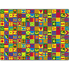 Flagship Carpets Printed Rug 6H x