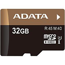 Adata Premier Pro 32 GB microSDHC