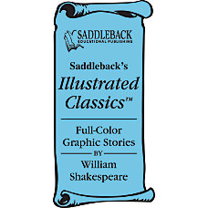 Saddleback Educational Publishing Graphic Shakespeare Sample
