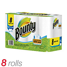 Bounty Select A Size Paper Towels
